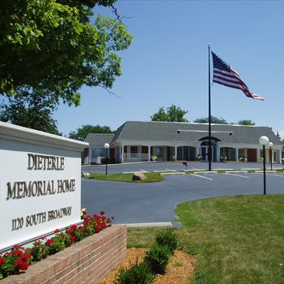 Dieterle Memorial Home & Cremation Ceremonies
