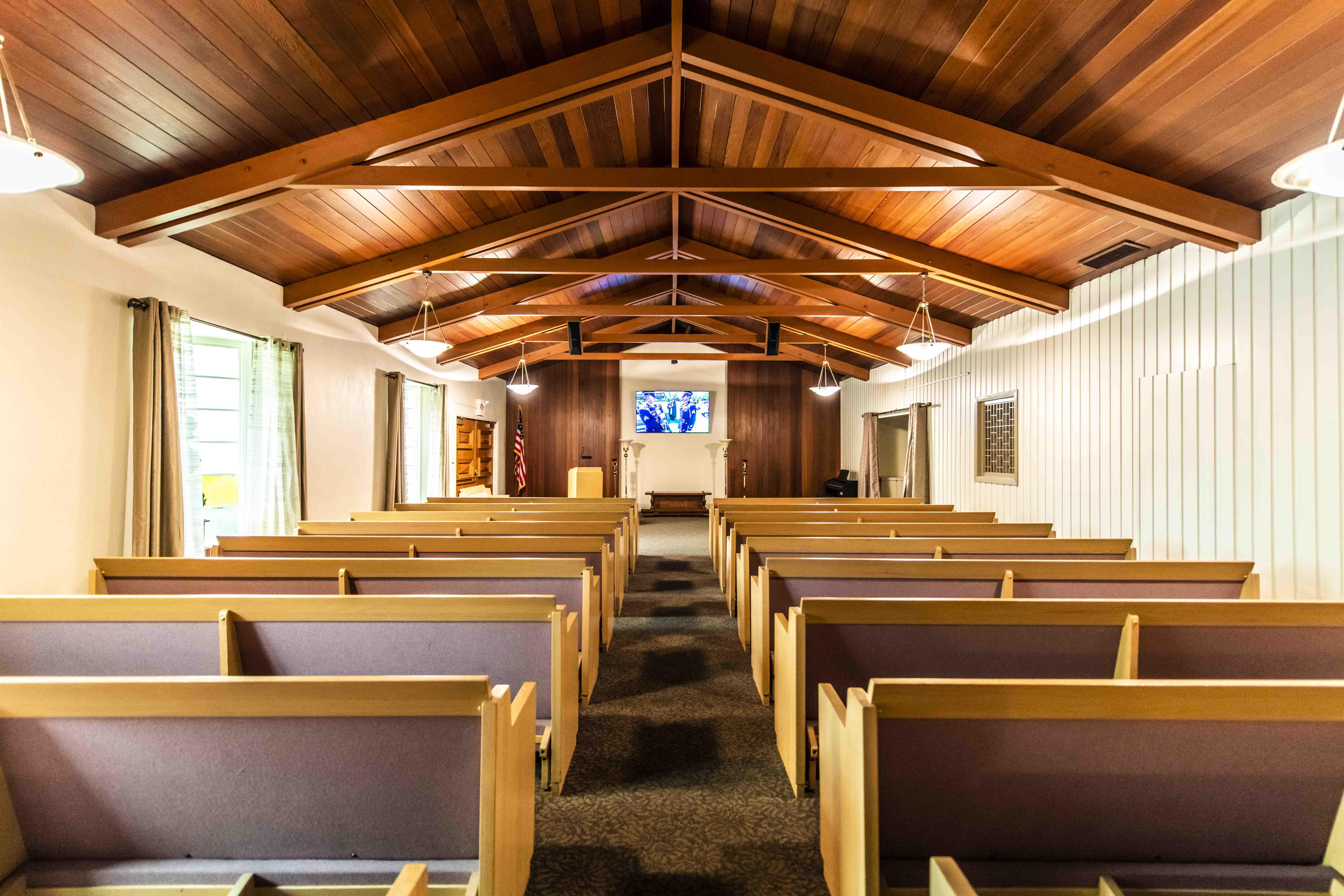 Darling & Fischer Chapel of the Hills