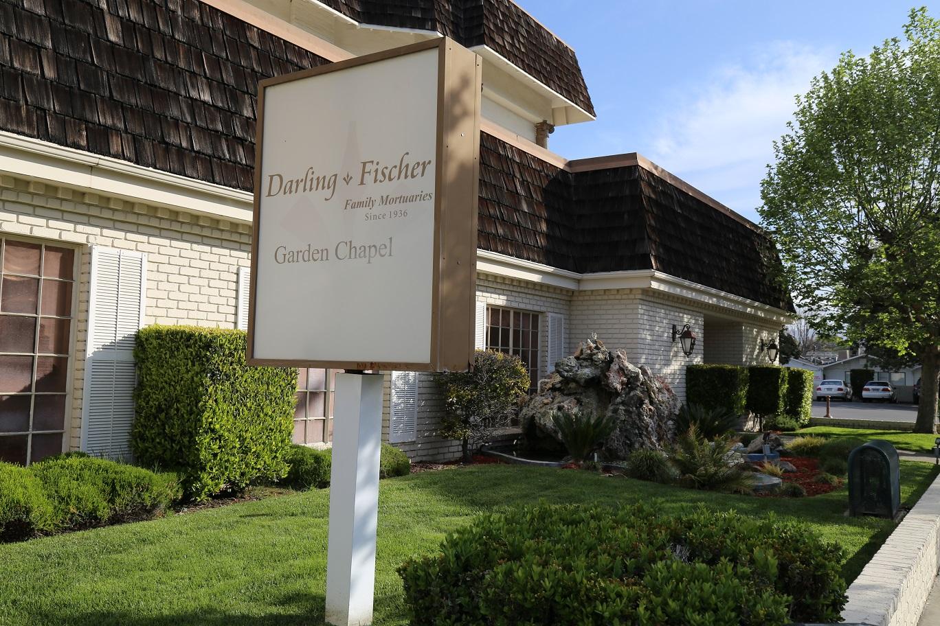 Darling & Fischer Garden Chapel