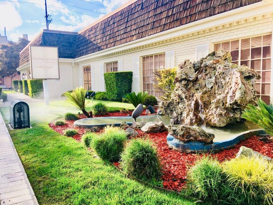 Darling & Fischer Garden Chapel - San Jose, CA