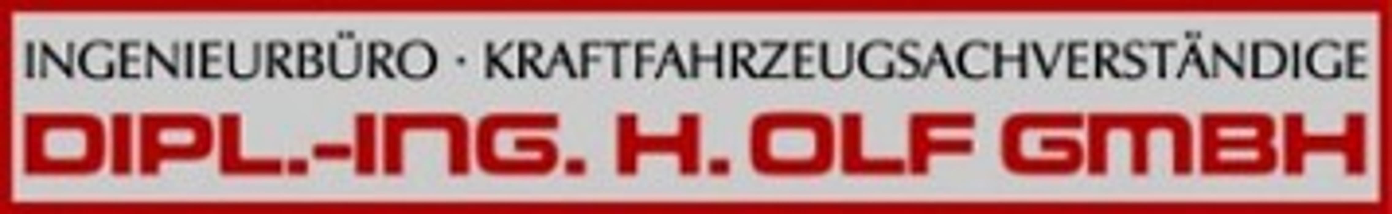 Bild zu Dipl.-Ing. H. Olf GmbH KFZ-Sachverständige in Darmstadt