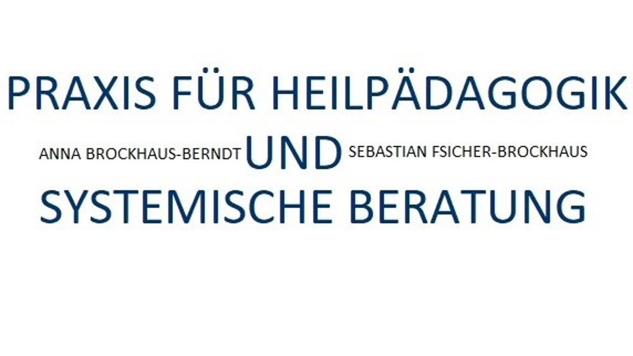 Bild zu Praxis für Heilpädagogik und systemische Beratung Brockhaus-Berndt, Fischer-Brockhaus in Dortmund