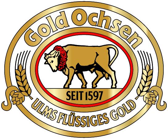 Brauerei Gold Ochsen GmbH Logo