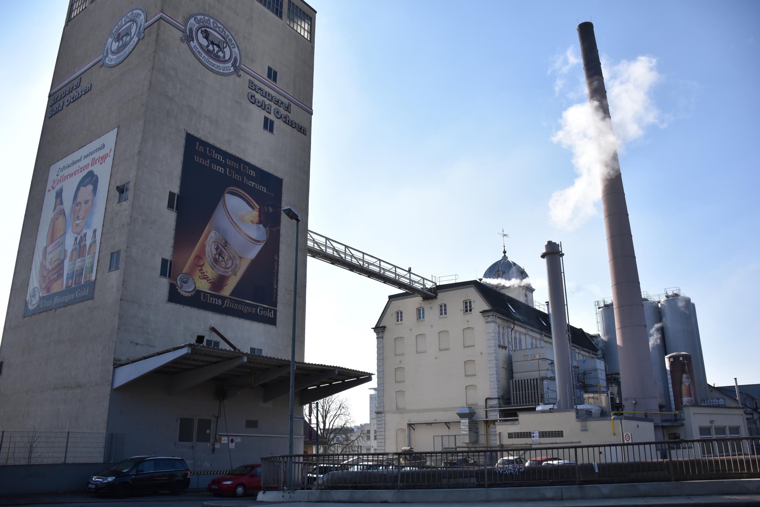 Brauerei Gold Ochsen GmbH