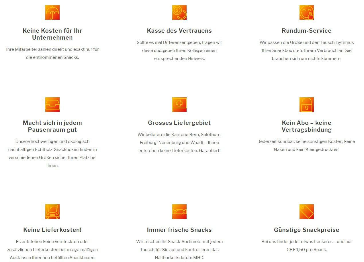 Convend GmbH Snack 24
