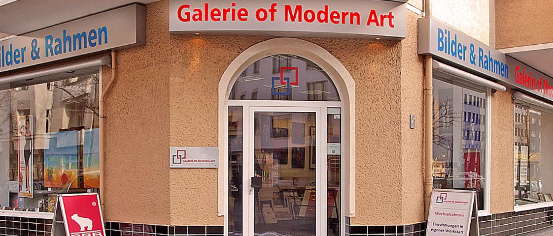 Galerie of Modern Art Peter Bauer e.K.