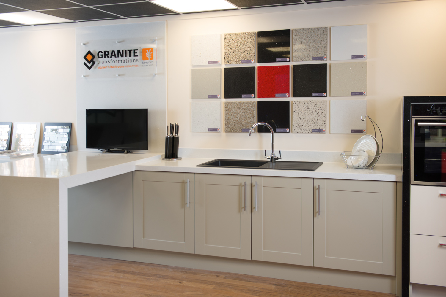 Granite Transformations Tees Valley - Stockton-on-Tees, North Yorkshire TS18 3SQ - 01429 818152 | ShowMeLocal.com