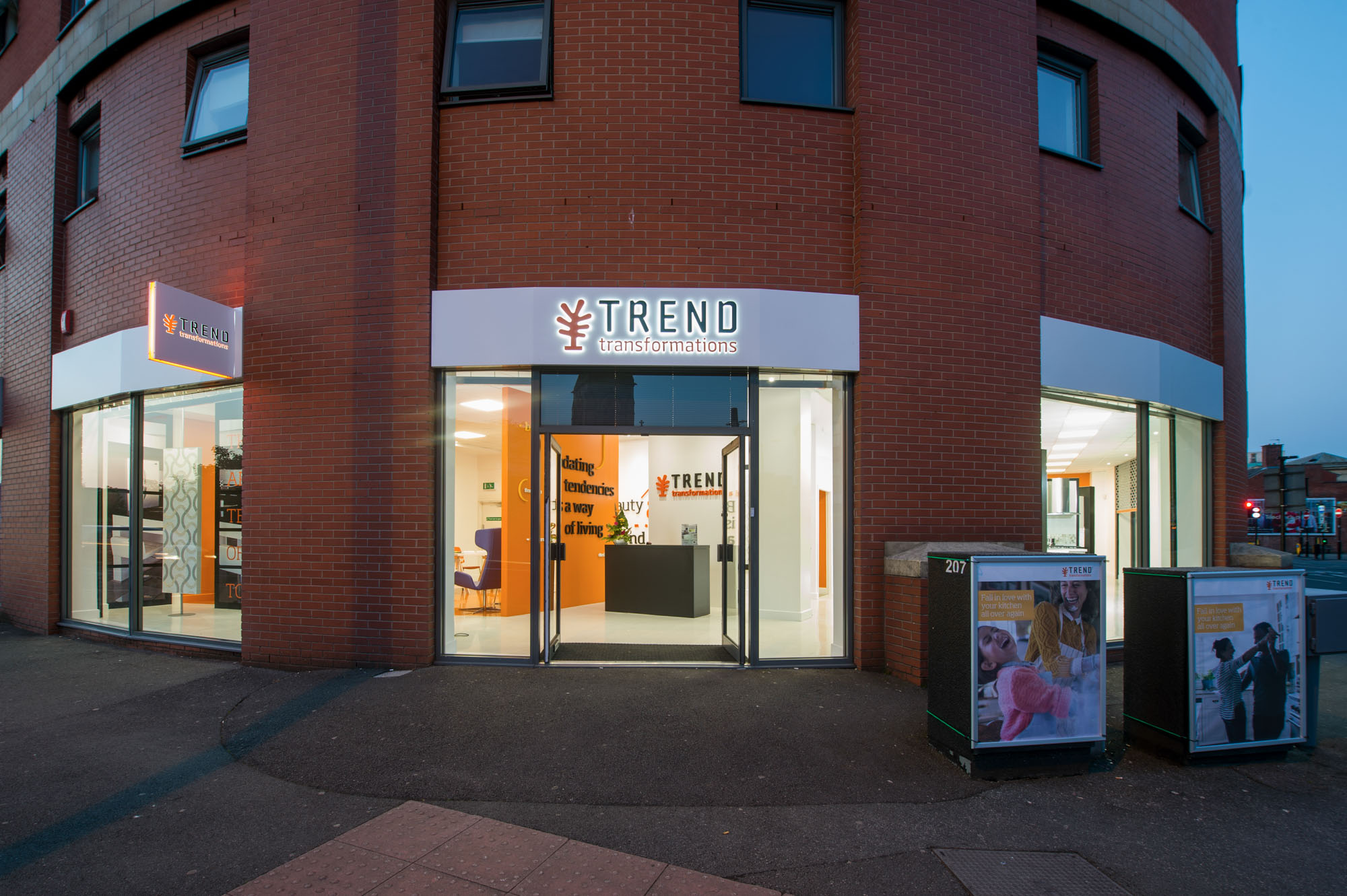TREND Transformations Bolton - Bolton, Lancashire BL1 2AY - 01204 896730 | ShowMeLocal.com