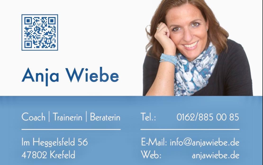 Bild zu Anja Wiebe - Training, Coaching, Beratung in Krefeld