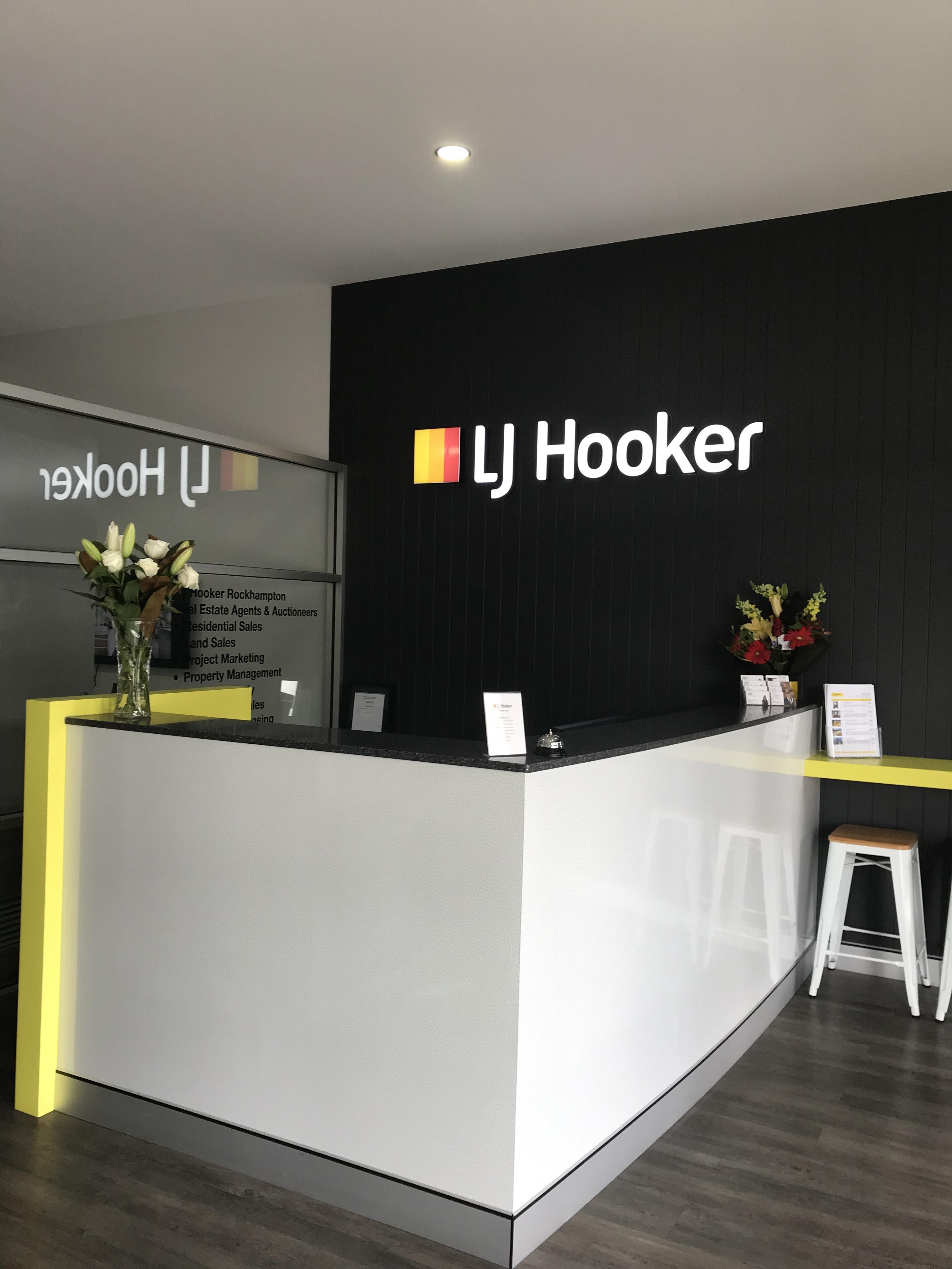 LJ Hooker Rockhampton