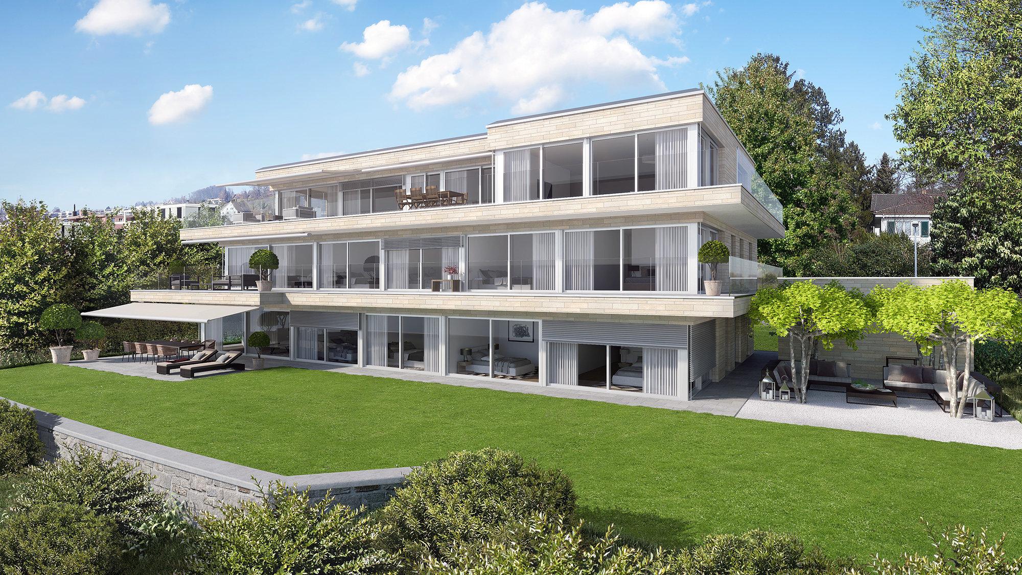 Weisser Architektur & Bau AG