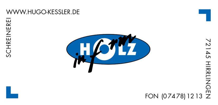 Schreinerei Hugo Kessler Logo