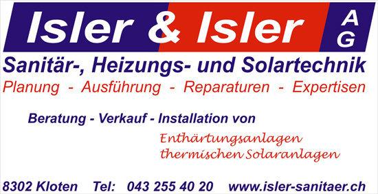 Isler & Isler AG