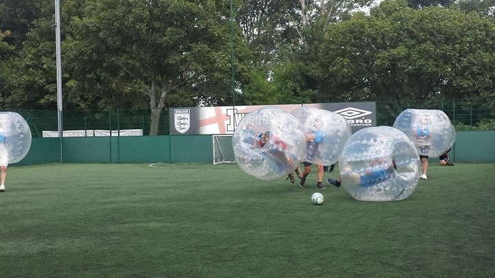 KJB's Bubble Football LTD