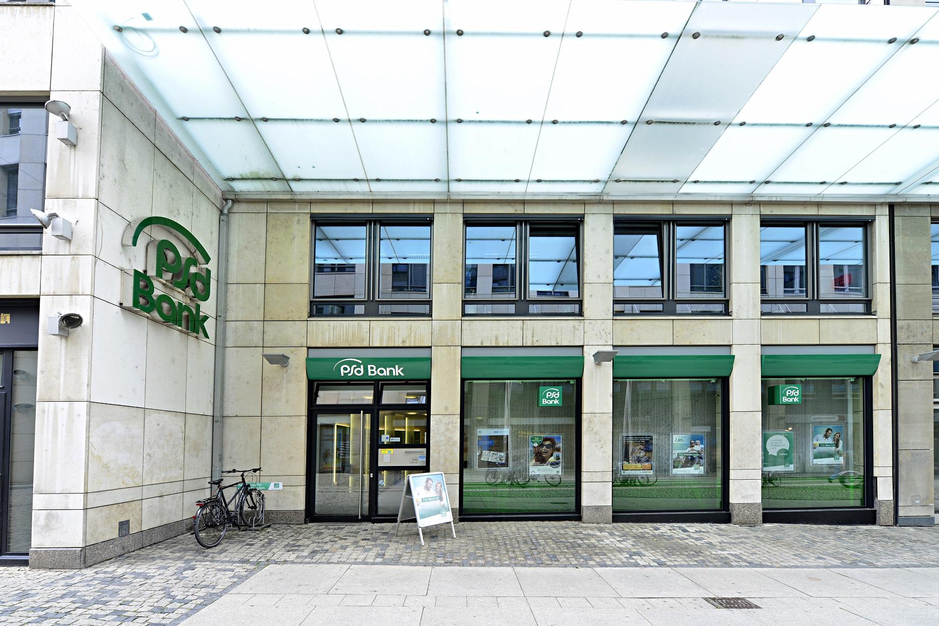 Fotos de PSD Bank Nürnberg eG, Filiale Leipzig