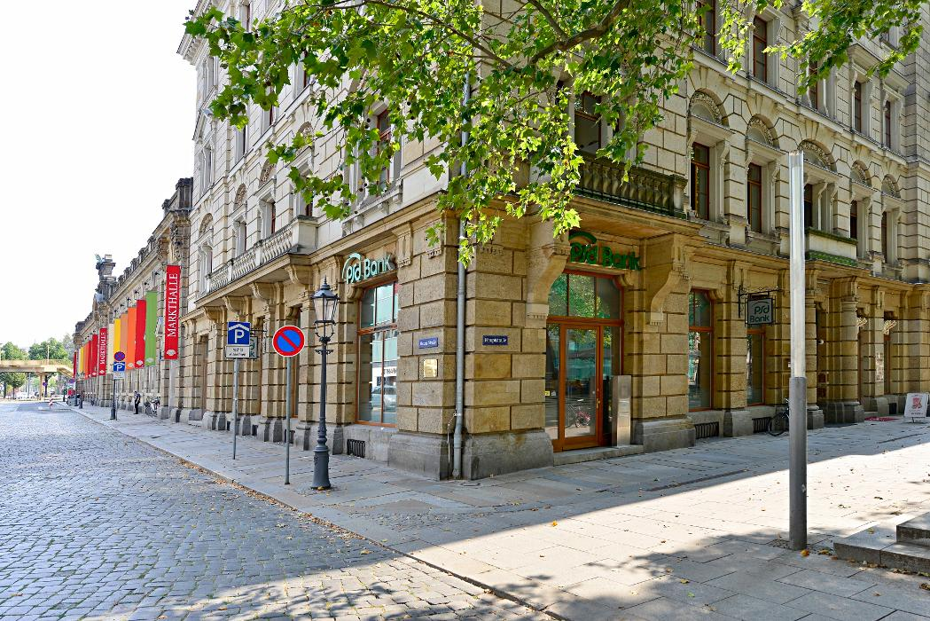 Bild der PSD Bank Nürnberg eG, Filiale Dresden