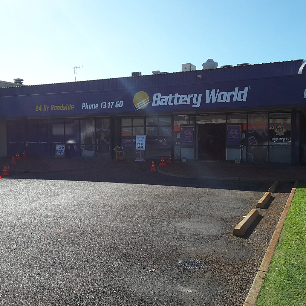 Battery World - Coconut Grove, NT 0810 - (08) 8985 1991 | ShowMeLocal.com