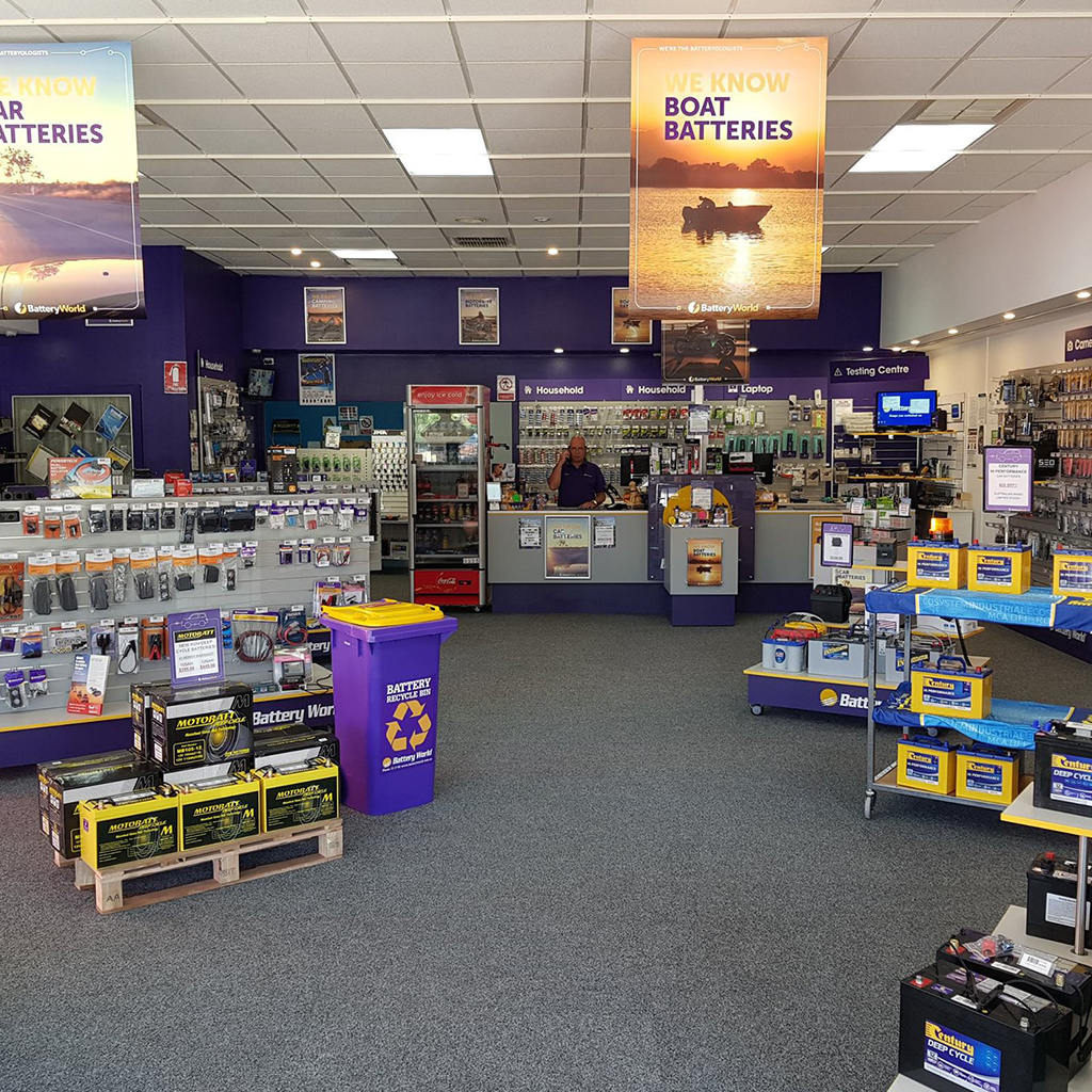 Battery World - Parafield, SA 5106 - (08) 8250 9485 | ShowMeLocal.com