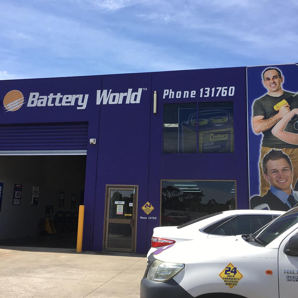 Battery World - Fawkner, VIC 3060 - (03) 9359 5111 | ShowMeLocal.com