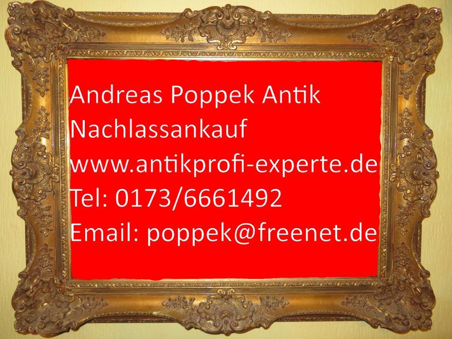 Bild zu Andreas Poppek Antik Nachlassankauf Wohnungsauflösung & Haushaltsauflösung & Entrümpelung in München in München
