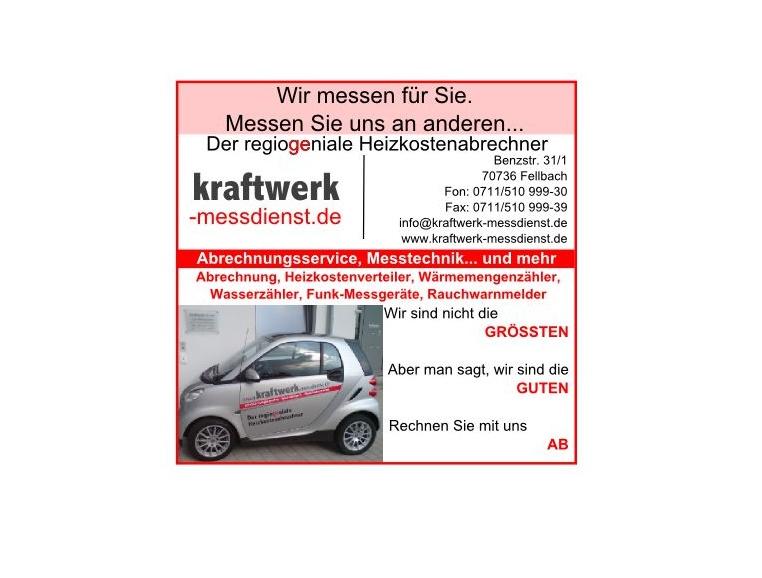 kraftwerk GmbH, Abrechnungsservice