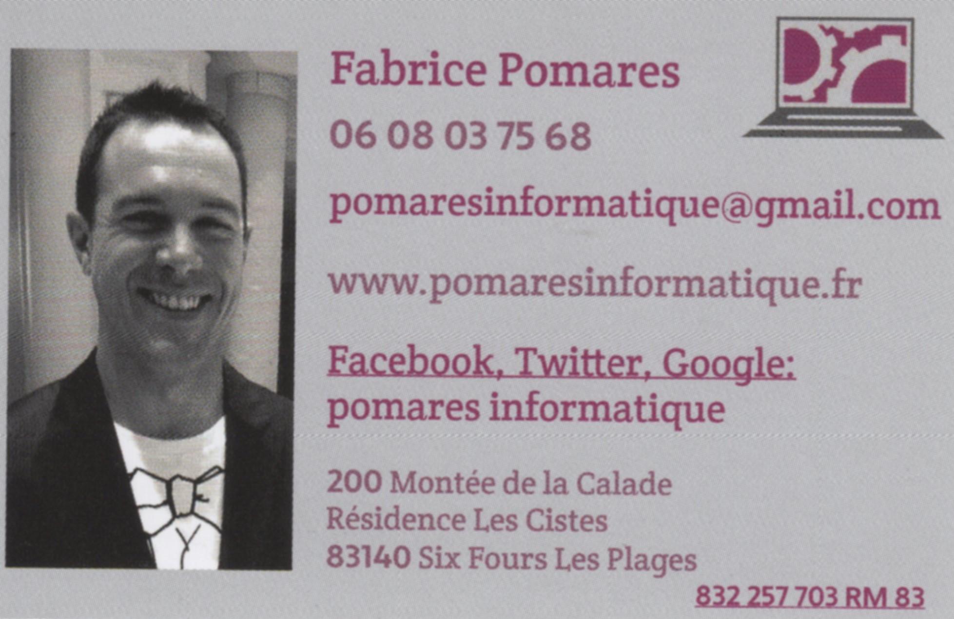 Pomares Fabrice