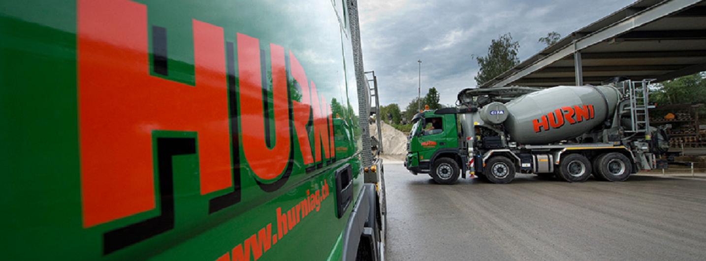HURNI Kies & Betonwerk AG