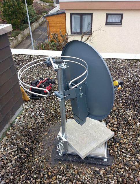 Satellitenservice-Nienhagen