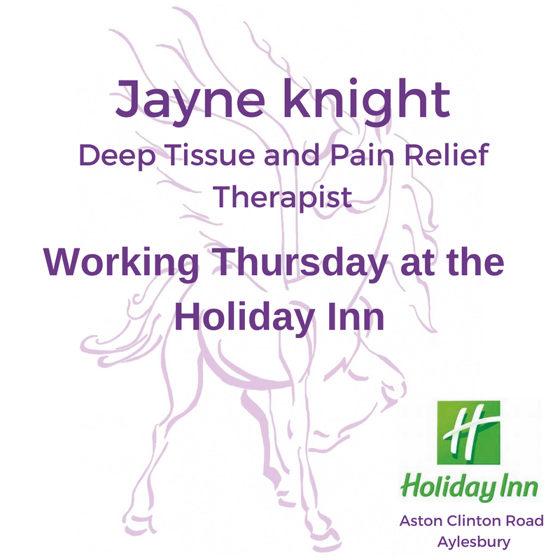Jayne Knight Pain Relief