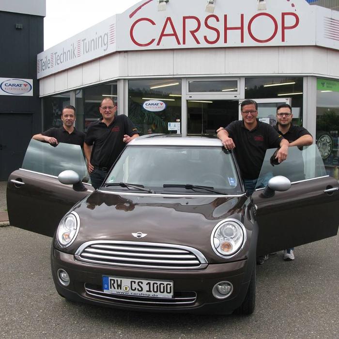 Bild zu Carshop GmbH in Rottweil