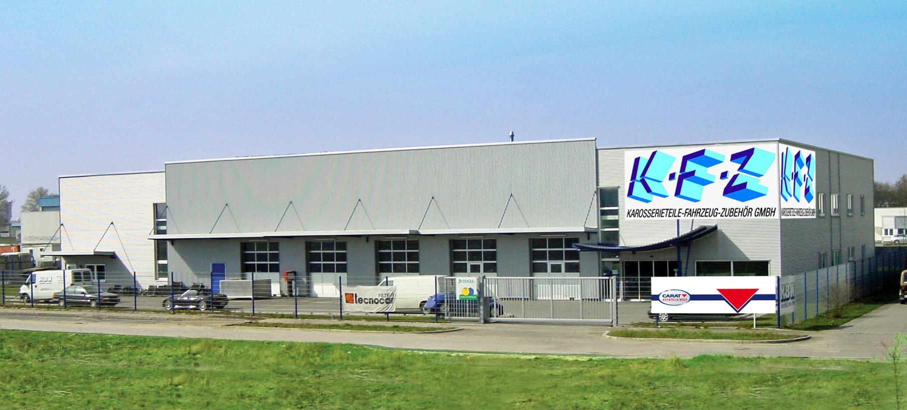 K-F-Z Karosserieteile-Fahrzeug-Zubehör GmbH