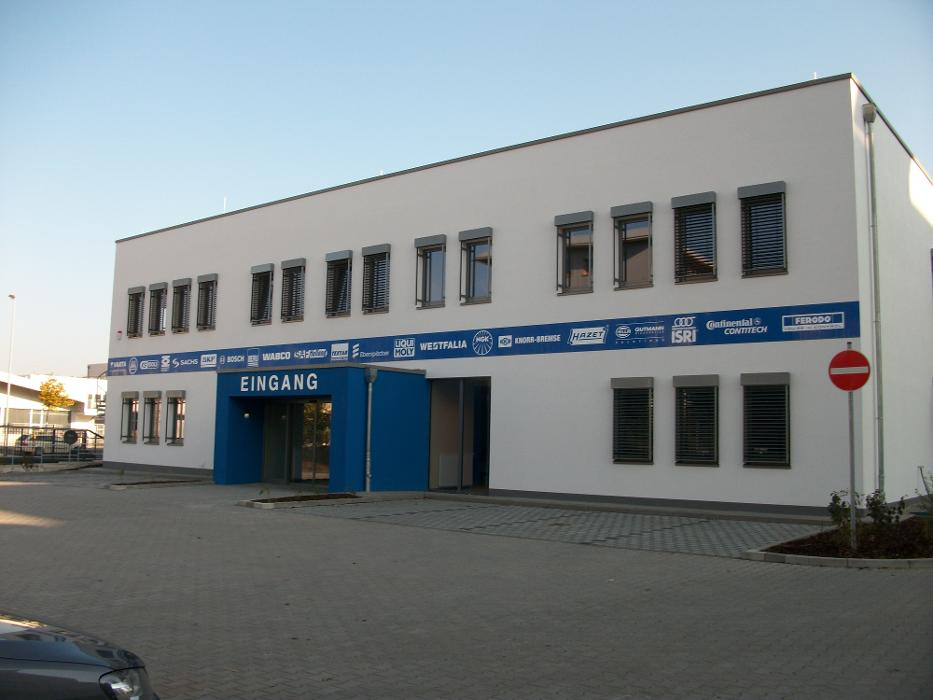 HEIL- Kfzteile, Oderstraße in Teltow