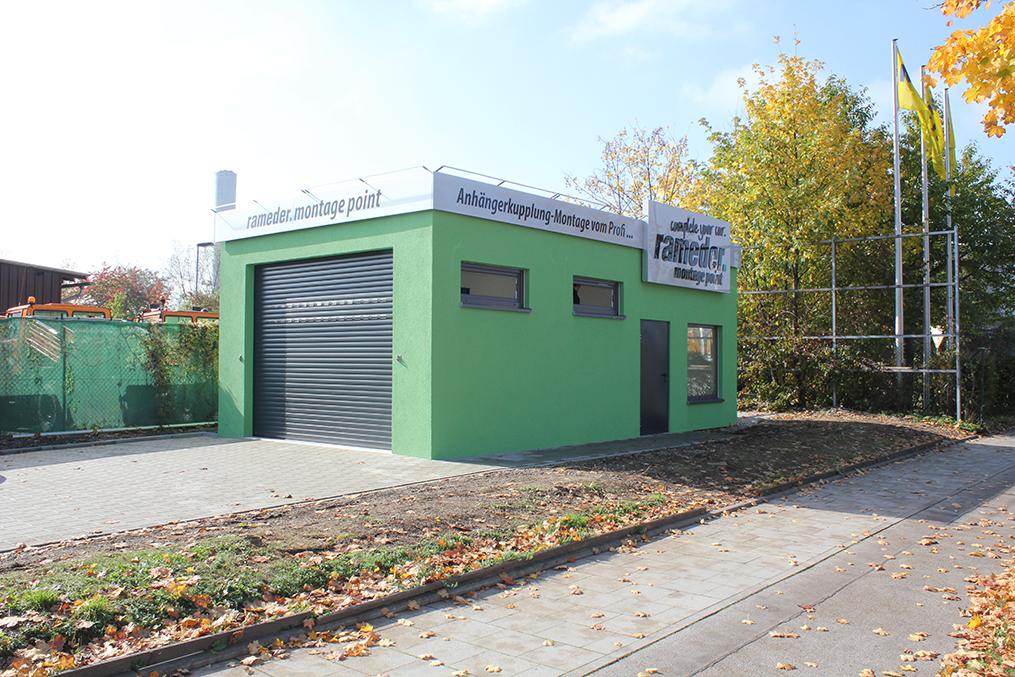 Rameder Montagepoint München-Garching