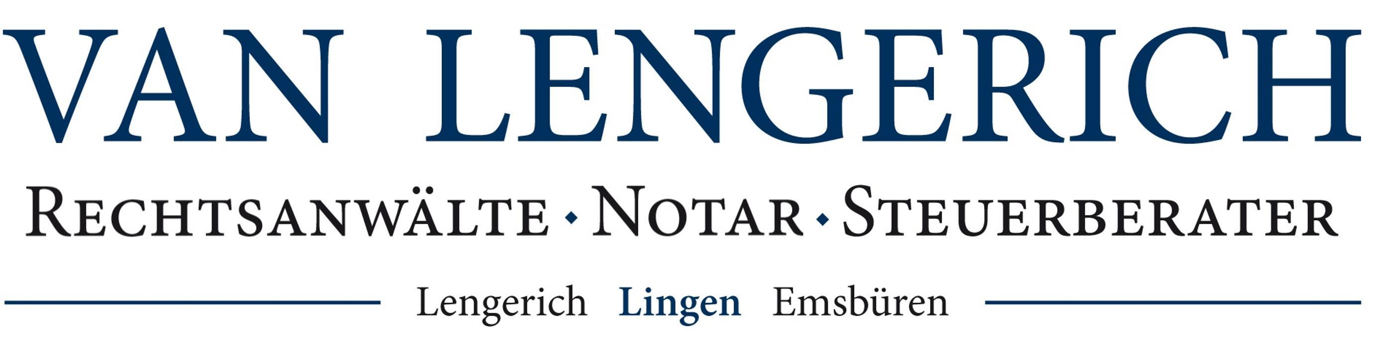 Bild zu VAN LENGERICH Rechtsanwälte Notar Steuerberater in Lingen an der Ems
