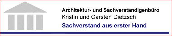 Architektur- und Sachverständigenbüro Kristin und Carsten Dietzsch