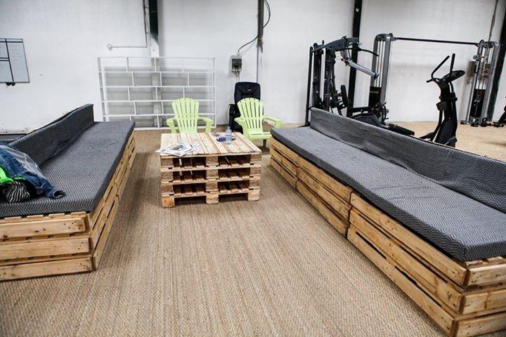 virus gym