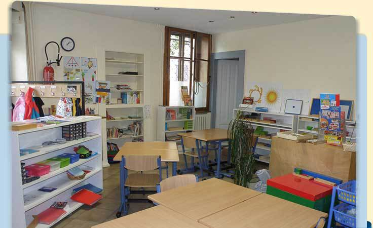 Ecole La Marelle