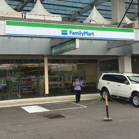 Foto de FamilyMart Seasons City Mall