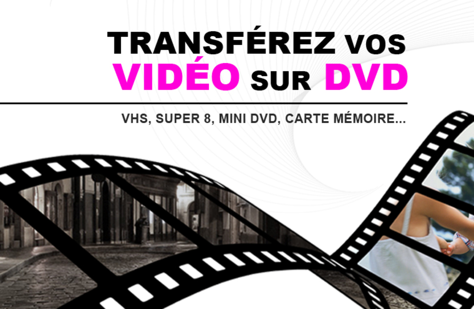 Cameron Photographe et Transfert Vidéo