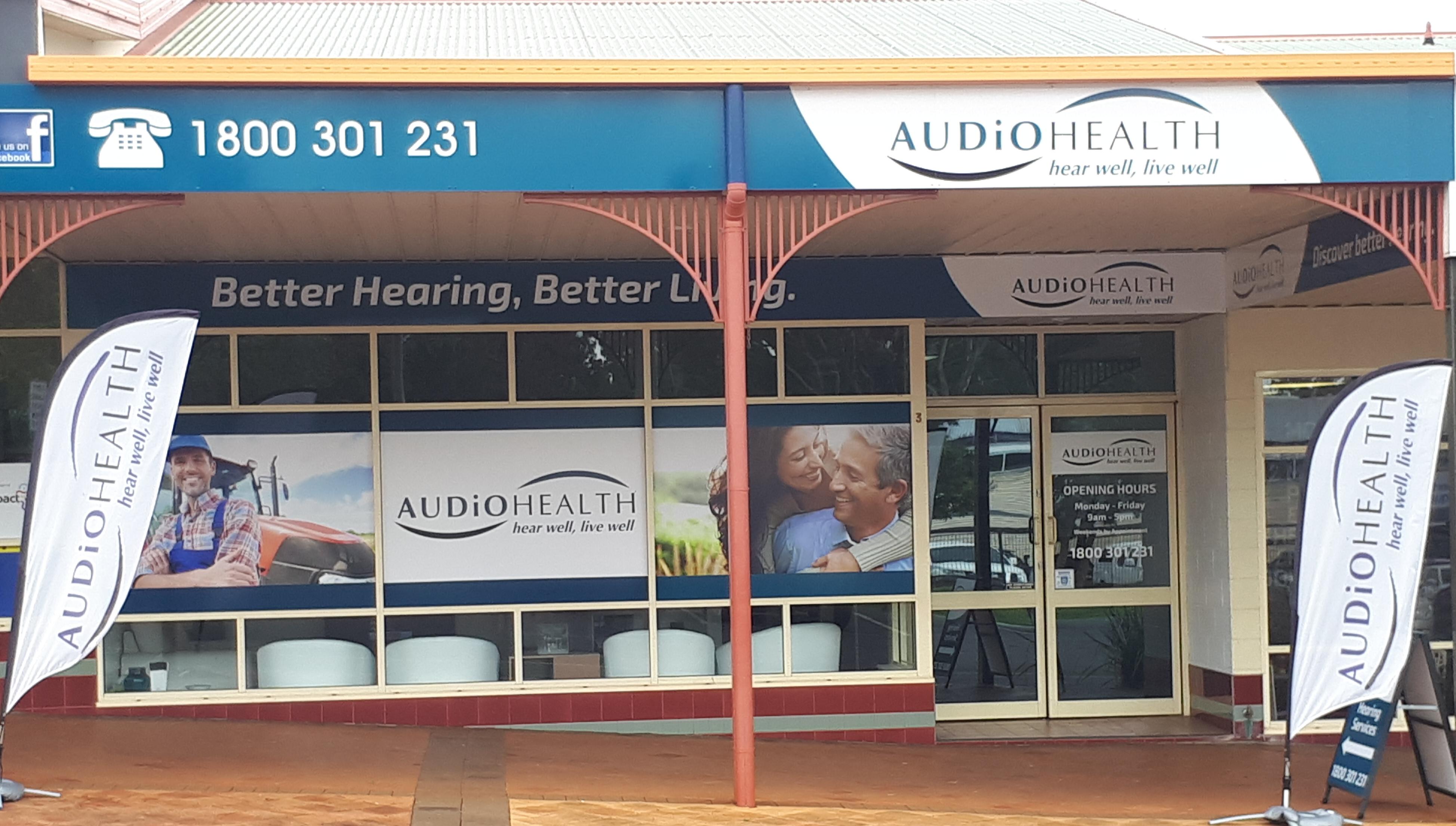 Audio Health - Atherton, QLD 4883 - 1800 301 231   ShowMeLocal.com