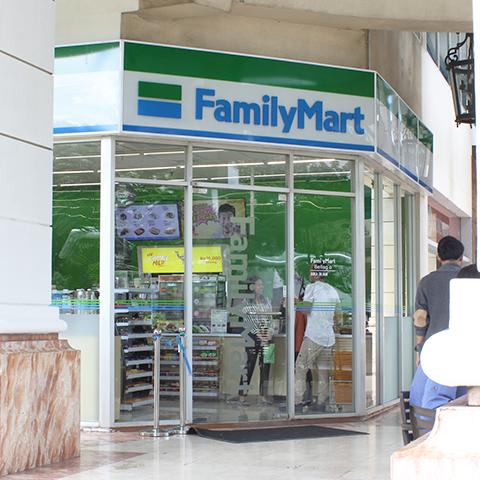 FamilyMart Bellagio