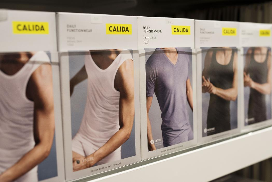 Bild der CALIDA Store