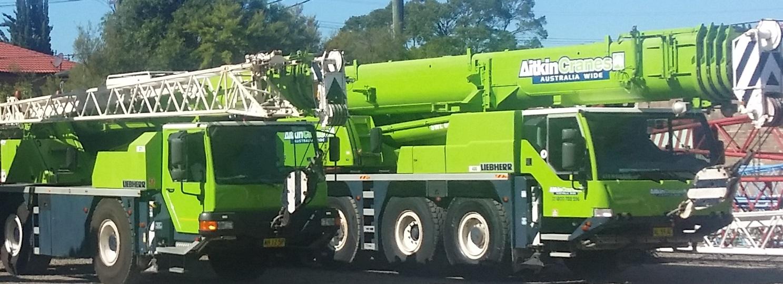 Aitkin Cranes - Kemblawarra, NSW 2505 - 1800 153 150 | ShowMeLocal.com