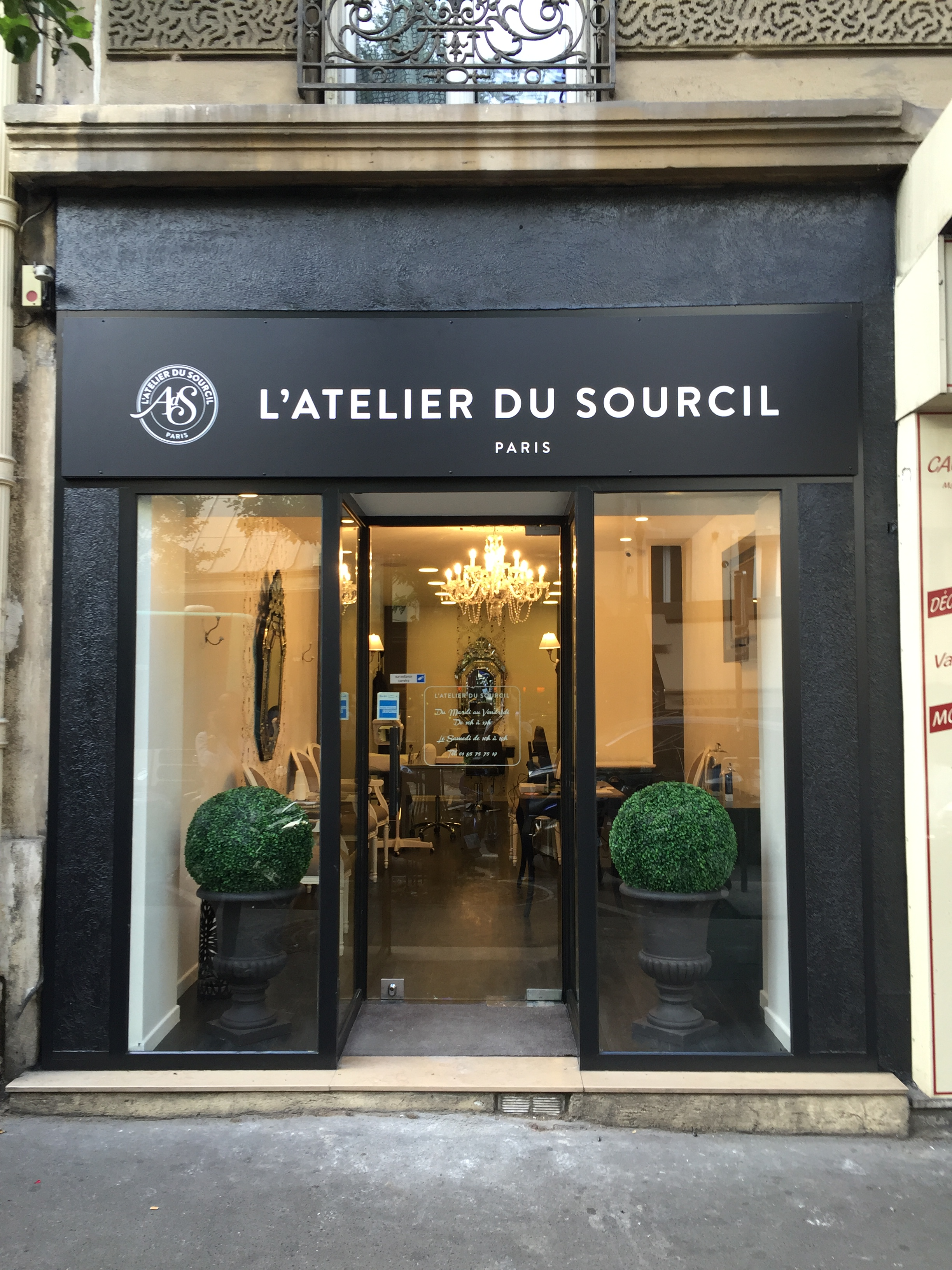 L'Atelier du Sourcil - Paris 19