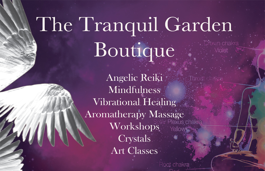 The Tranquil Garden Boutique