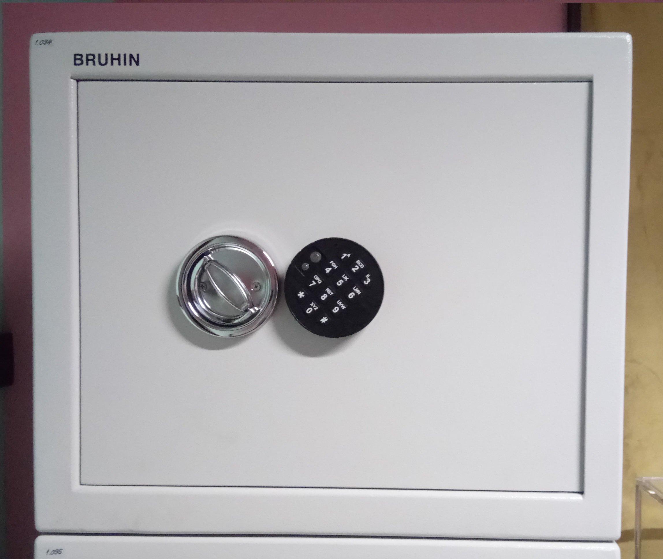 BRUHIN - TRESORBAU