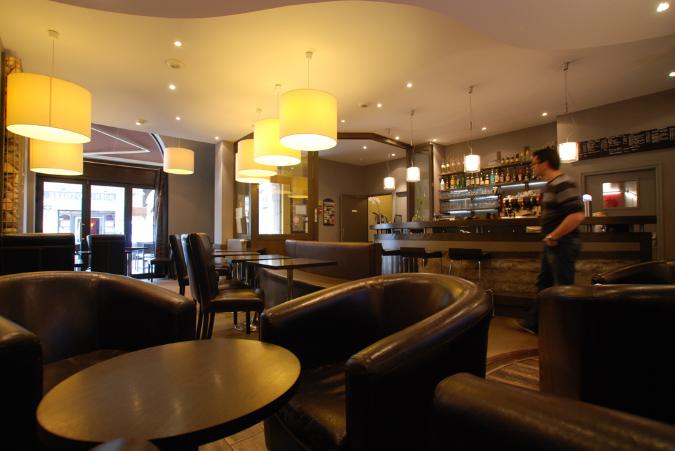 Hotel le Croiseur bar a vin