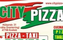 City Pizza Krefeld