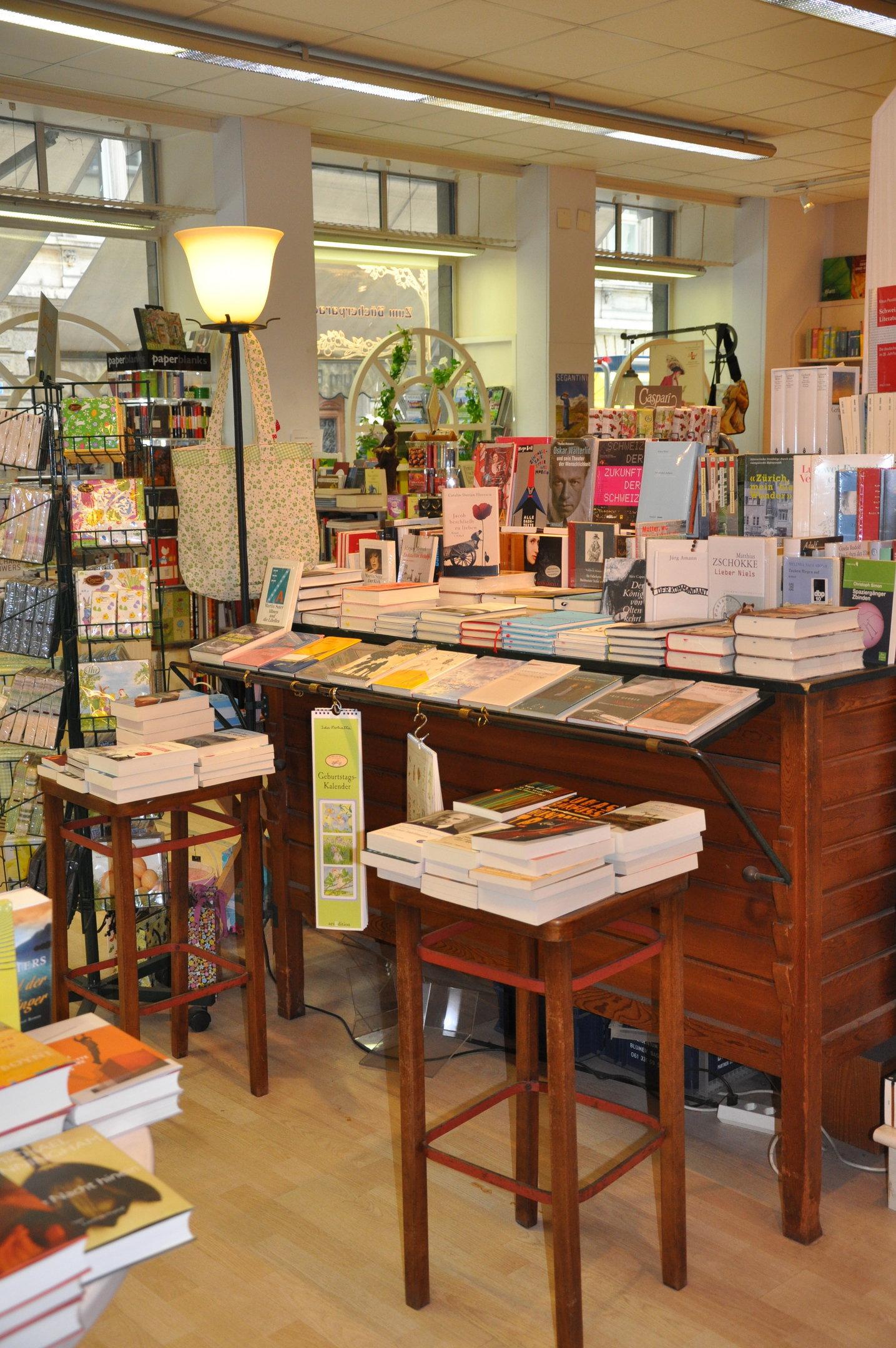Zum Bücherparadies GmbH