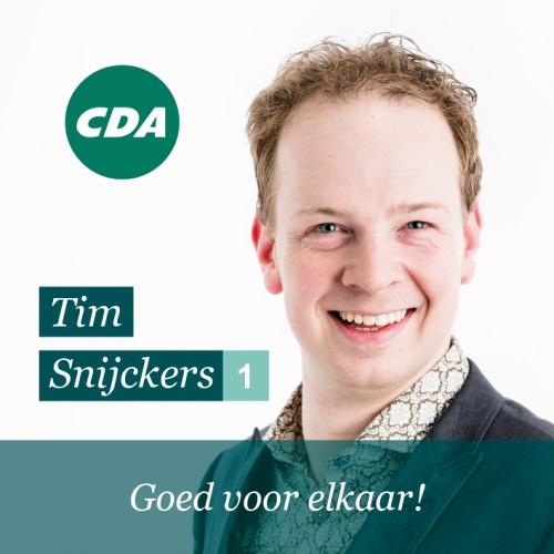 Tim Snijckers